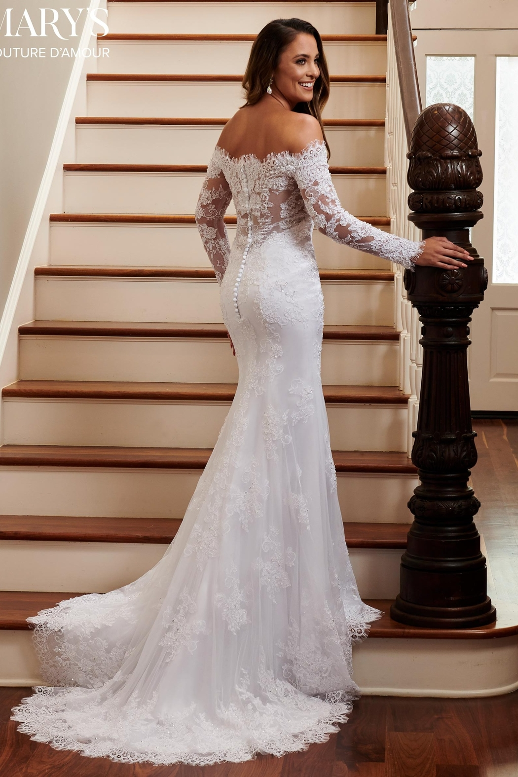 Mary's Bridal Couture D