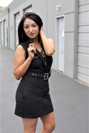 Minx Couture Vest - Side cropped