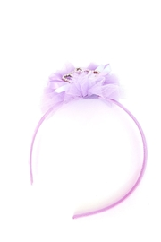 Couture Clips Princess Crown Headband - Product Mini Image