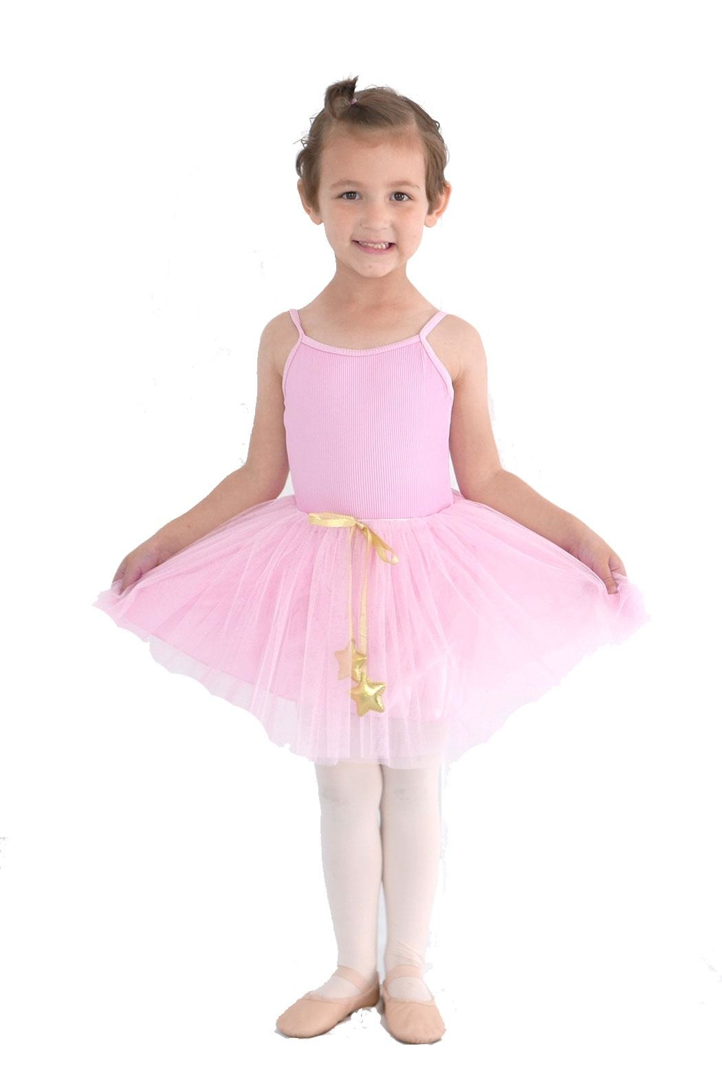 Couture Clips Shooting Star Tutu Skirt - Back Cropped Image