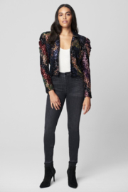Blank NYC Cover Girl Jacket - Front cropped