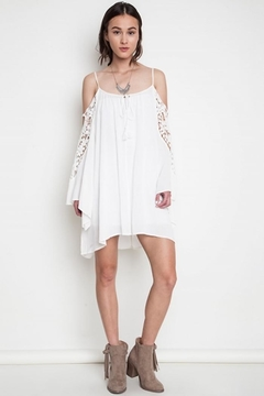 Shoptiques Product: Cover-Up Crochet Dress