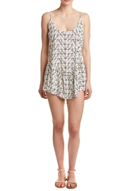 Dolce Vita Cover-Up Mini Dress - Front cropped