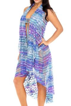 Shoptiques Product: Flowy Cover Up