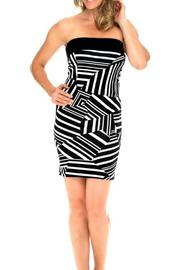 COVER ME Reversible Cover Up Dress - Product Mini Image