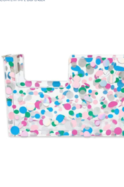 Packed Party Covered In Confetti Tape Dispenser - Product Mini Image