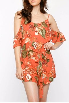 Shoptiques Product: Fall Back Romper