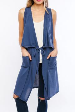 Shoptiques Product: Lightweight Waterfall Vest