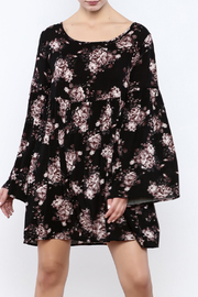 Coveted Clothing Long Sleeve Dress - Product Mini Image