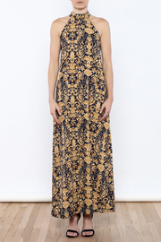 Coveted Clothing Printed Maxi - Front cropped