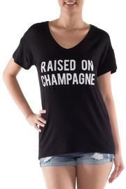 Coveted Clothing Champagne Tank - Front cropped