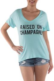 Coveted Clothing Champagne Tank - Product Mini Image
