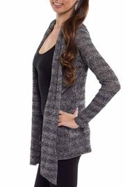 Coveted Clothing Open Knit Cardigan - Front full body