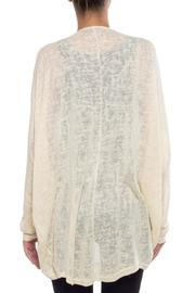Coveted Clothing Oversize Dolman Cardigan - Side cropped