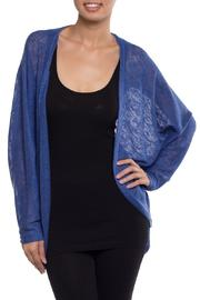 Coveted Clothing Oversize Dolman Cardigan - Front cropped