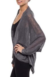 Coveted Clothing Oversize Dolman Cardigan - Front full body