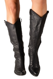 Keep Cowboy, Black, Heeled-Boot - Back cropped