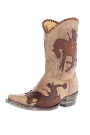 Old Gringo Cowboy Up Boot - Front cropped