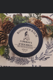 The Pampered Hen Cowboys and Bourbon Rooster Beard Balm - Product Mini Image