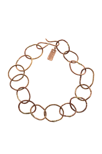 Cowgirl Chile Co. Jewelry Arrondissement Chain Necklace - Main Image