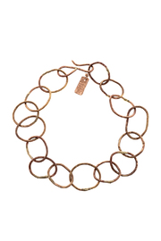 Cowgirl Chile Co. Jewelry Arrondissement Chain Necklace - Front cropped