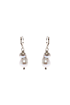 Cowgirl Chile Co. Jewelry Baroque Pearl Earrings - Alternate List Image