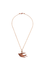Cowgirl Chile Co. Jewelry Bird Necklace - Product Mini Image