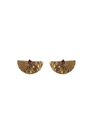 Cowgirl Chile Co. Jewelry Crescent Jacket Earrings - Product Mini Image