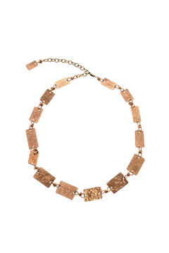 Shoptiques Product: Unique Cubist Necklace