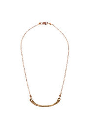 Cowgirl Chile Co. Jewelry Curve Stick Necklace - Front cropped