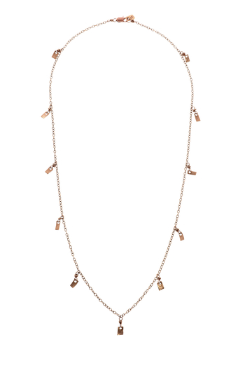 Cowgirl Chile Co. Jewelry Bronze Dance Necklace - Main Image