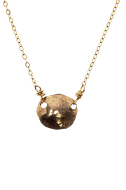 Cowgirl Chile Co. Jewelry Dot Necklace - Front full body