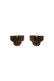 Cowgirl Chile Co. Jewelry Fleur Earrings - Front cropped