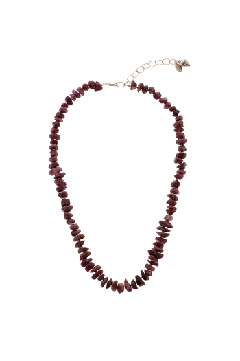 Cowgirl Chile Co. Jewelry Rough Ruby Necklace - Main Image