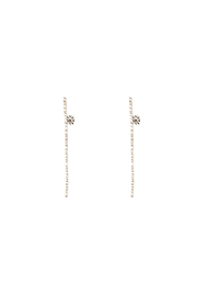 Cowgirl Chile Co. Jewelry Sterling Stick Earrings - Product Mini Image