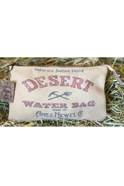 American Glory Cowgirl Cosmetic Bag - Front cropped