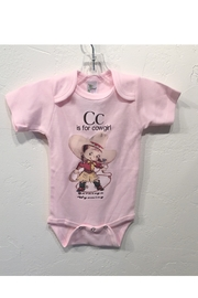 Hank's Bunkhouse Cowgirl Onesie - Product Mini Image