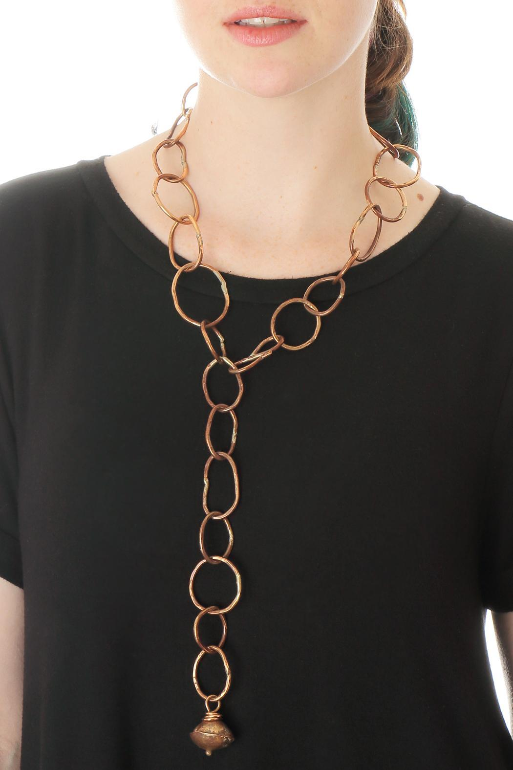 Cowgirl Chile Co. Jewelry Arrondissement Necklace - Front Full Image