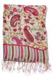 Cowgirl Chile Co. Jewelry Hand Printed Scarf - Front full body