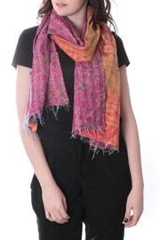 Cowgirl Chile Co. Jewelry Kantha Stitch Scarf - Product Mini Image