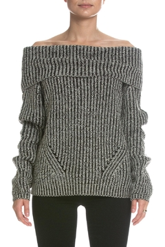 Shoptiques Product: Cowl Knit Sweater