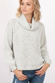 hummingbird Cowl-Neck  Basic Sweater - Product Mini Image