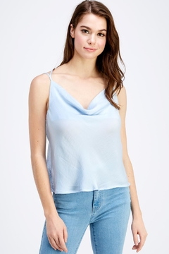 Dance & Marvel Cowl Neck Blouse - Product List Image