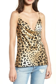 Kendall + Kylie Cowl Neck Camisole - Product Mini Image