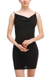 day and night Cowl Neck Dress - Product Mini Image