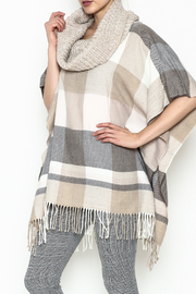 Fraas Cowl Neck Poncho - Product Mini Image