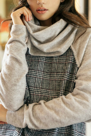 Thml Cowl neck sweater - Product Mini Image