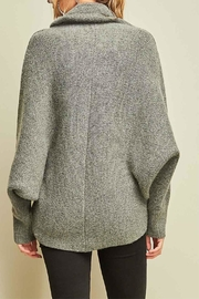 Entro Cowl Neck Sweater - Back cropped