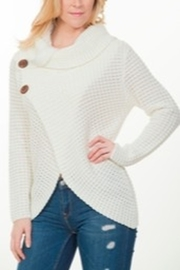 Rain COWL NECK SWEATER - Product Mini Image