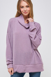 Caramela Cowl Neck Sweater - Product Mini Image